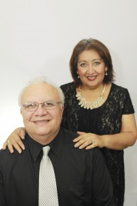Apóstol Luis y Profeta Mercedes Aquino