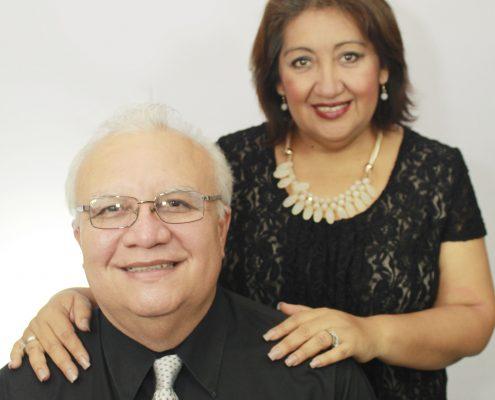 Apostol Luis y Profeta Mercedes Aquino